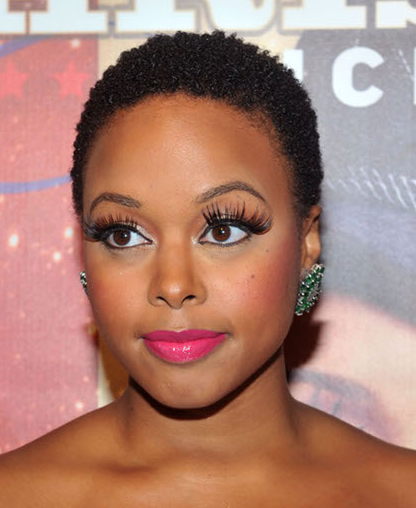 Chrisette-Michelle-Pretty-Make-up-Big-Chop