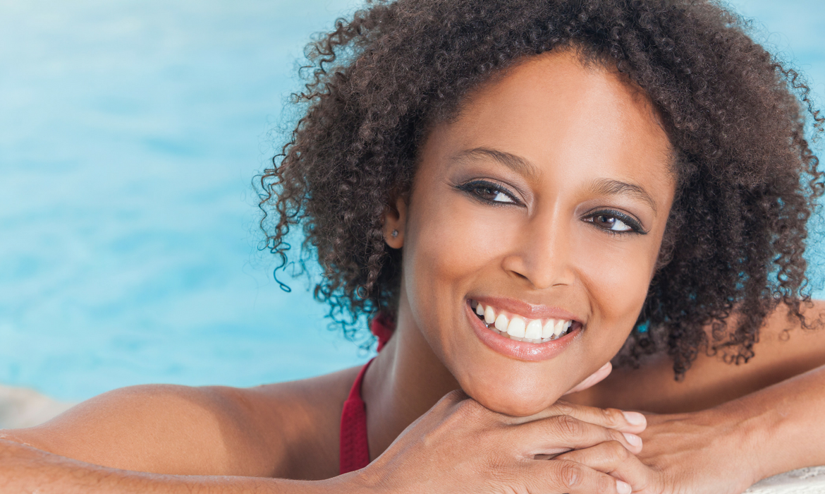 Swimming with Natural Hair